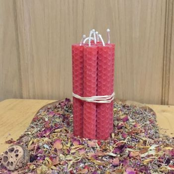 Peach Spell Candles