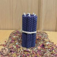 Violet Spell Candles