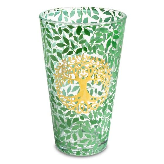 Tree of Life - Drinking Glass