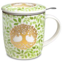 Tree of Life - Infuser Mug