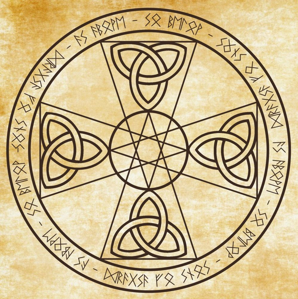 Odin - Wisdom - Bath Tea Spell Jar
