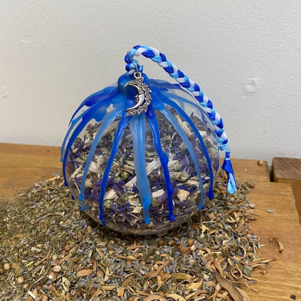Blue Moon - Traditional Witches Ball