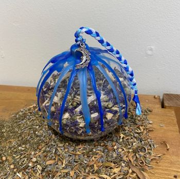 **PRE-ORDER** Blue Moon - Traditional Witches Ball