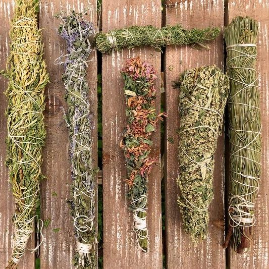 Smudging Sticks & Wands
