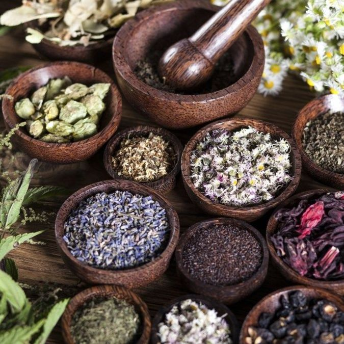 Herbs & Resins - By Weight