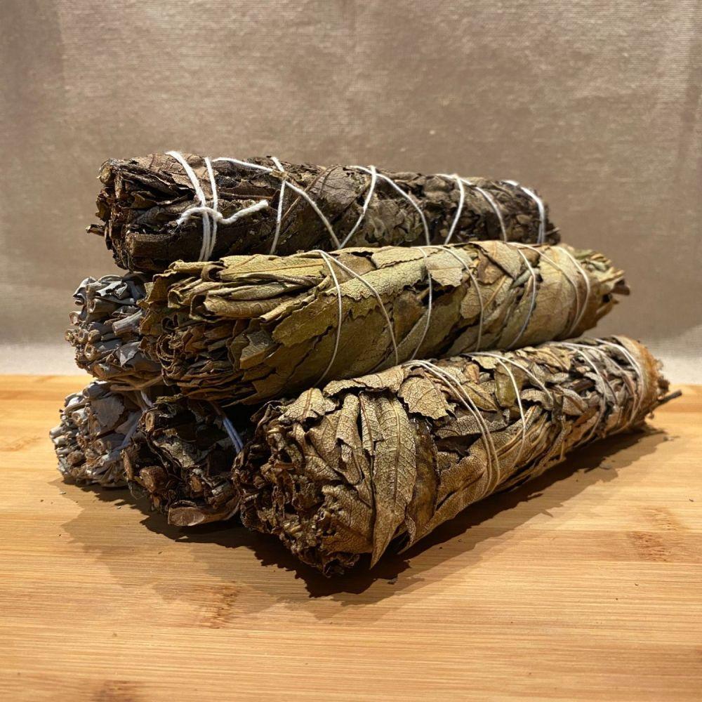 Black Sage Smudging Stick - Large