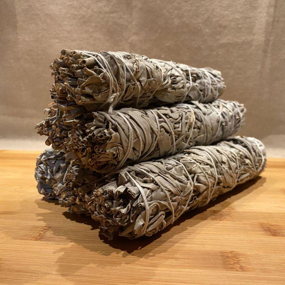 White Sage Smudging Stick - Large