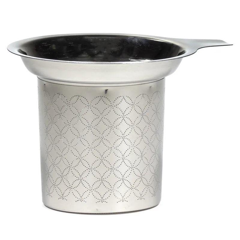 Stainless Steel Flower of Life Tea Infuser