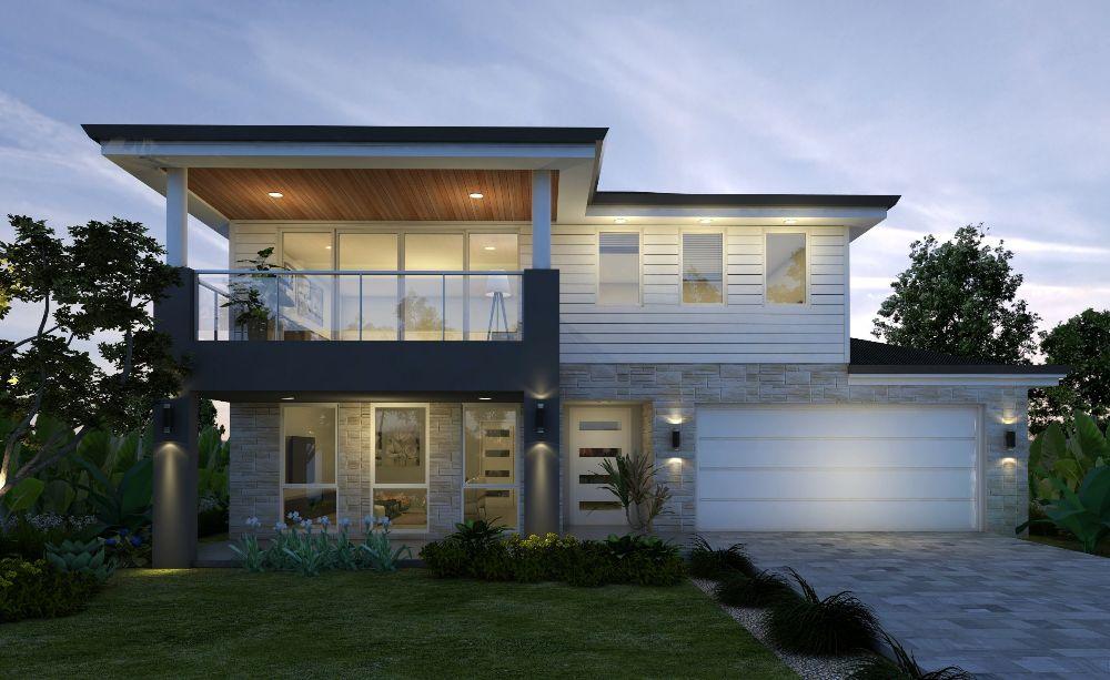 2 Story Home Designs