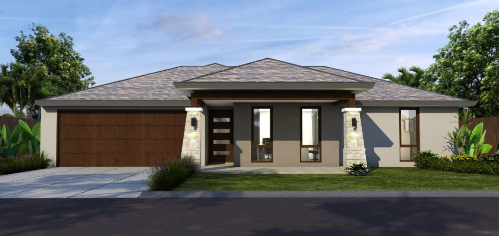 The Legian Beach Single Storey Online Home Design