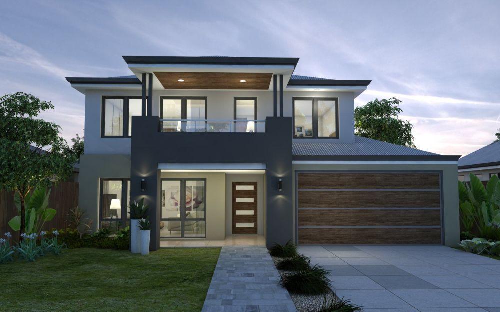 The Novara 2 Storey Home Design
