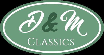 D & M Classics logo