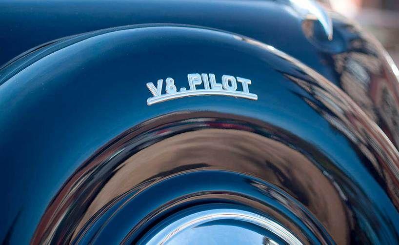 V8 Pilot for weddings