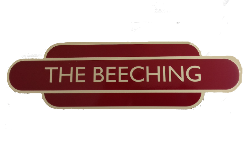 The Beeching Room at Old Hathern Station