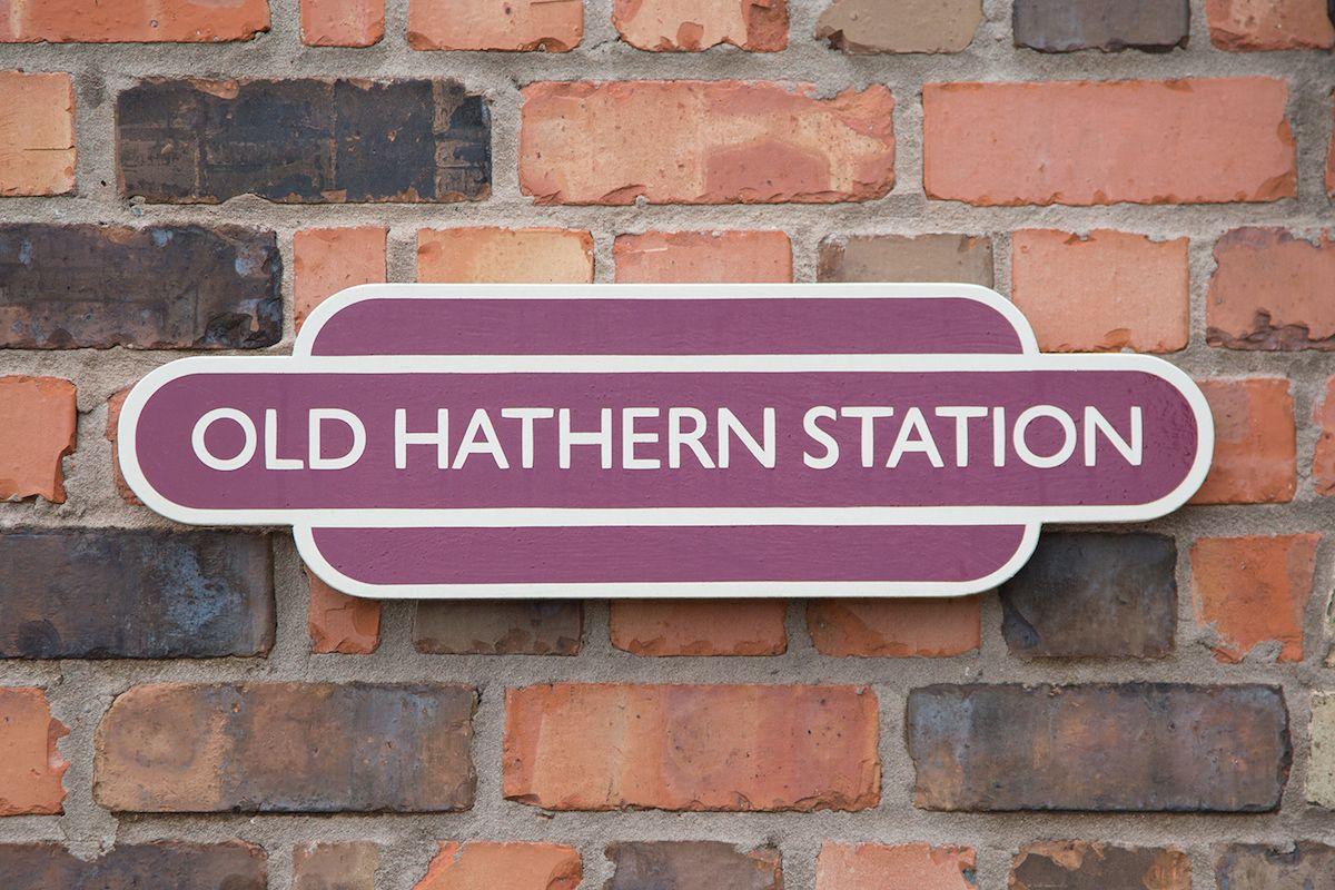 old-hathern-station-sign