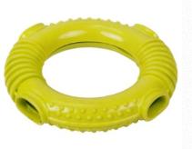 Dogs vs Aliens Gloop Loop (Lime Green04)
