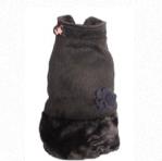Fluffy Puffle Jacket (Black00)