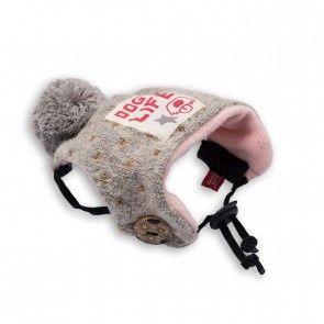 Wool Dog Hat