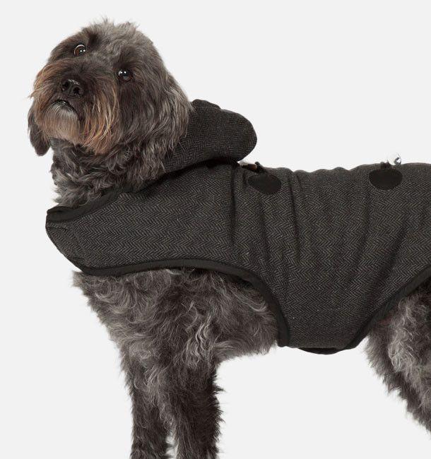 Duffle Dog Coat 25cm (10