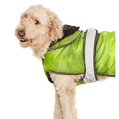 Hi Viz 2 in 1 Dog Coat