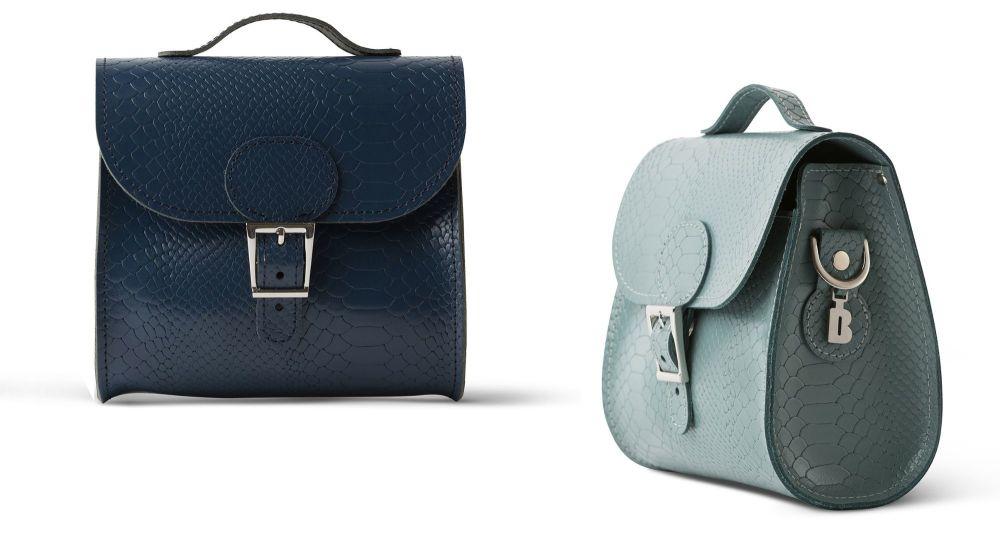 Brit-Luxe Shoulder Bag
