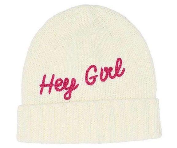 San Diego Hat Company: MCKENNA BLEU HEY GIRL BEANIE
