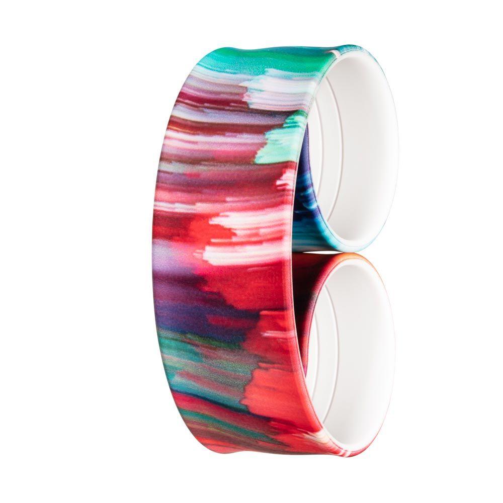 Bills Watches: Addict Collection - Addict Printed Slap Bands - Color Storm, MOQ 3 units at £5.00 per unit