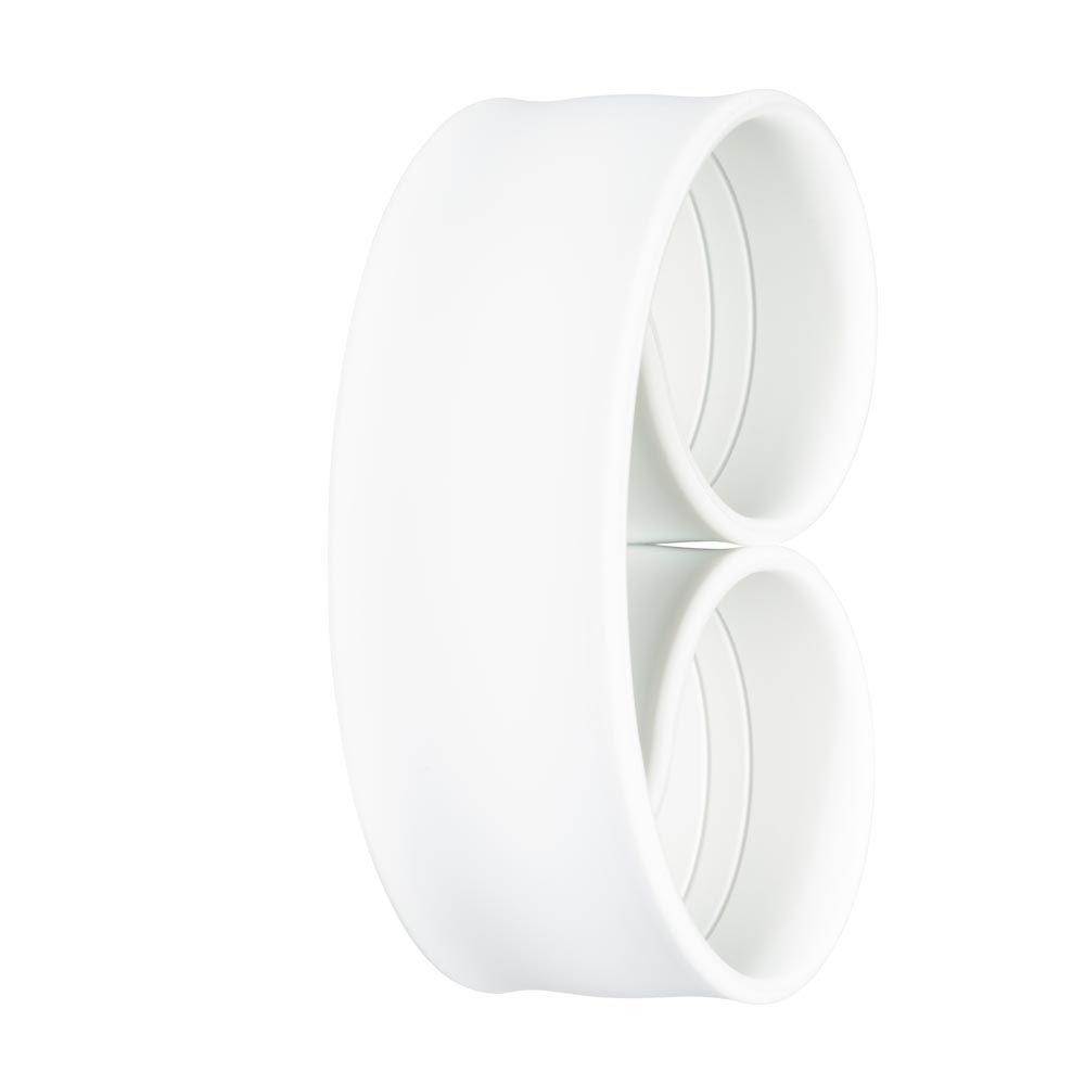 Bills Watches: Addict Collection - Addict Unicolour Slap Bands - White, MOQ 3 units at £3.00 per unit