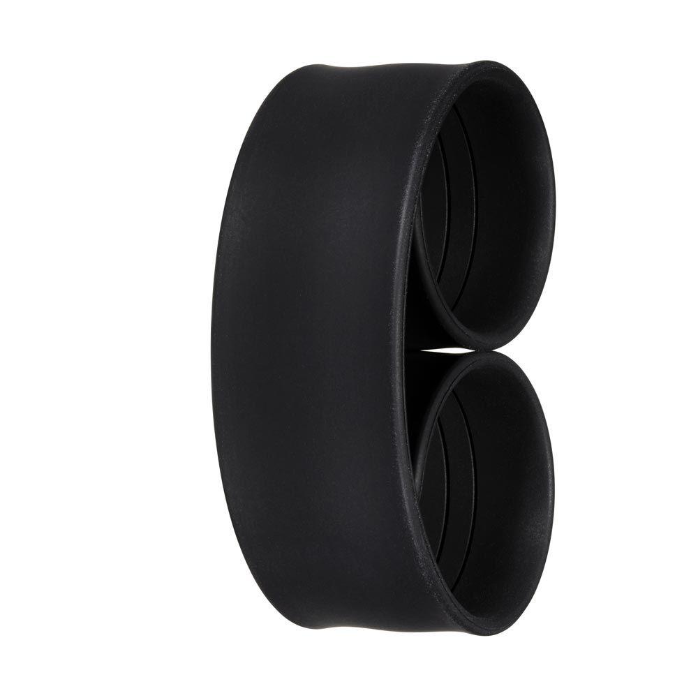 Bills Watches: Addict Collection - Addict Unicolour Slap Bands - Black, MOQ 3 units at £3.00 per unit