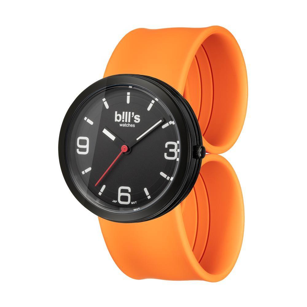 Bills Watches: Addict Collection - Dials - Full Black, MOQ 5 units at £31.45 per unit