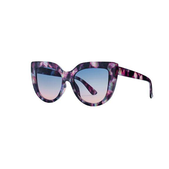 Women's oversized cat eye tortoise sunglass 100% UVA/P protection
