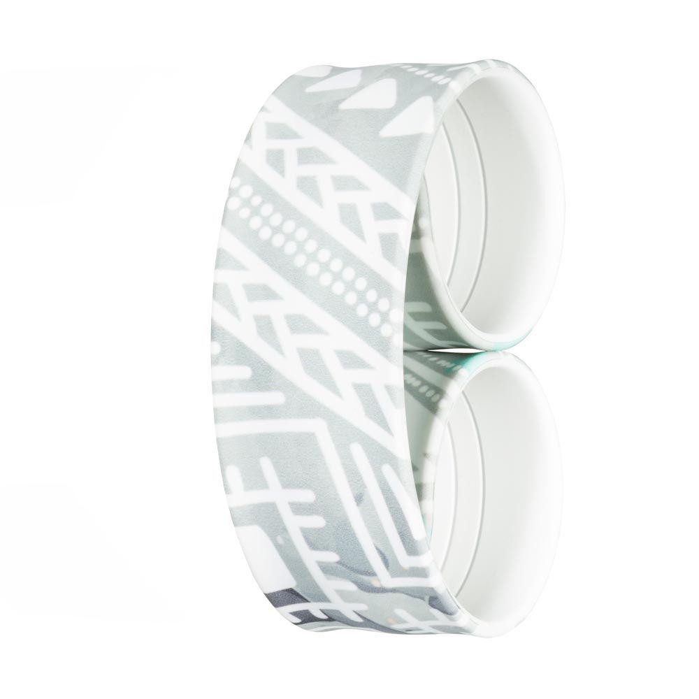 Bills Watches: Addict Collection - Addict Printed Slap Bands - Fresh Tribe, MOQ 3 units at £5.00 per unit