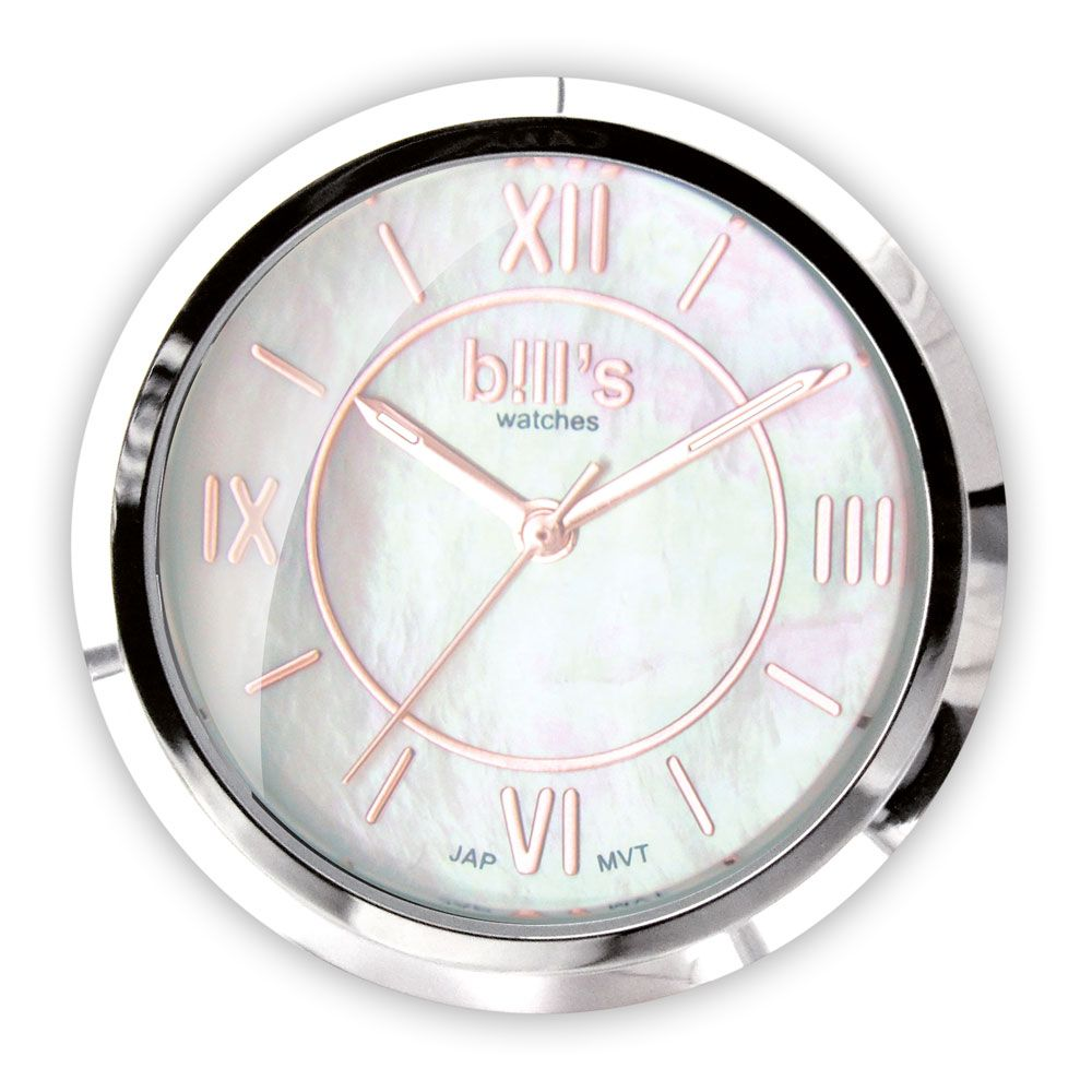Bills Watches: Classic Collection - Dials - Precious Pearl - Mother Of Pearl - Nacre Dial