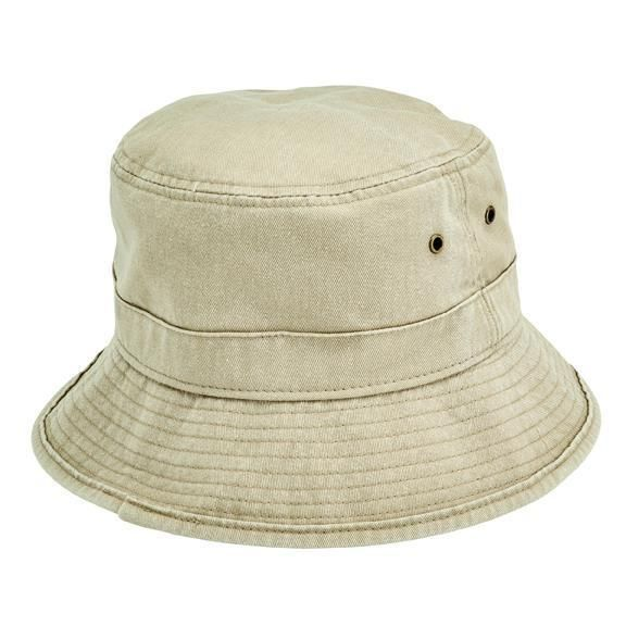 CTH3560 - MENS WASHED BUCKET  -  MENS S/M