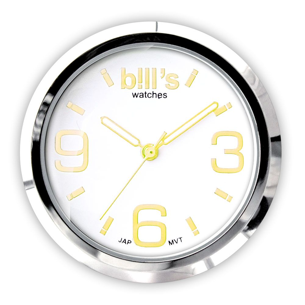 Bills Watches: Classic Collection - Dials - White Gold