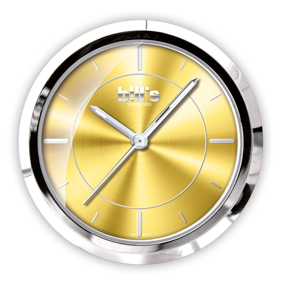 Bills Watches: Classic Collection - Dials - Gold Sunray