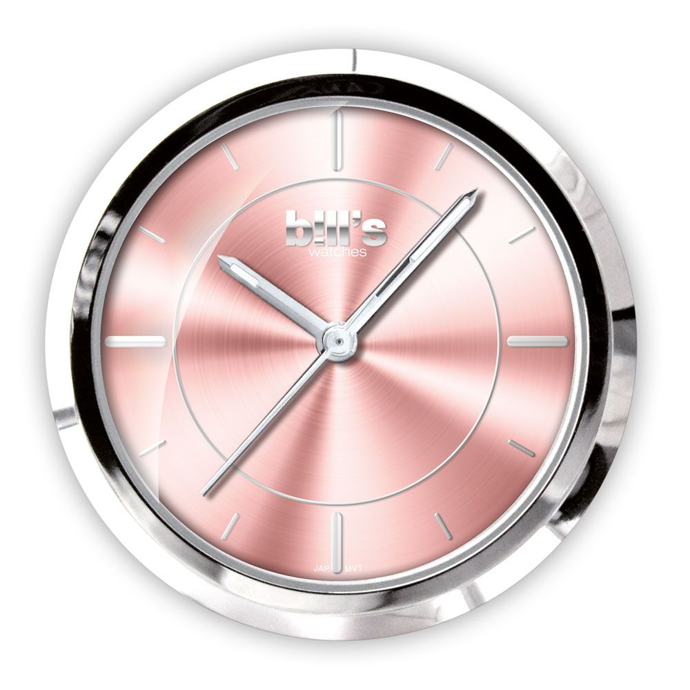 Bills Watches: Classic Collection - Dials - Rose Gold Sunray