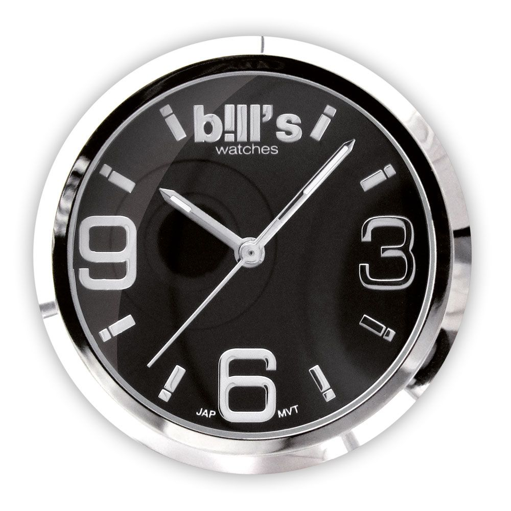 Bills Watches: Classic Collection - Dials - Black