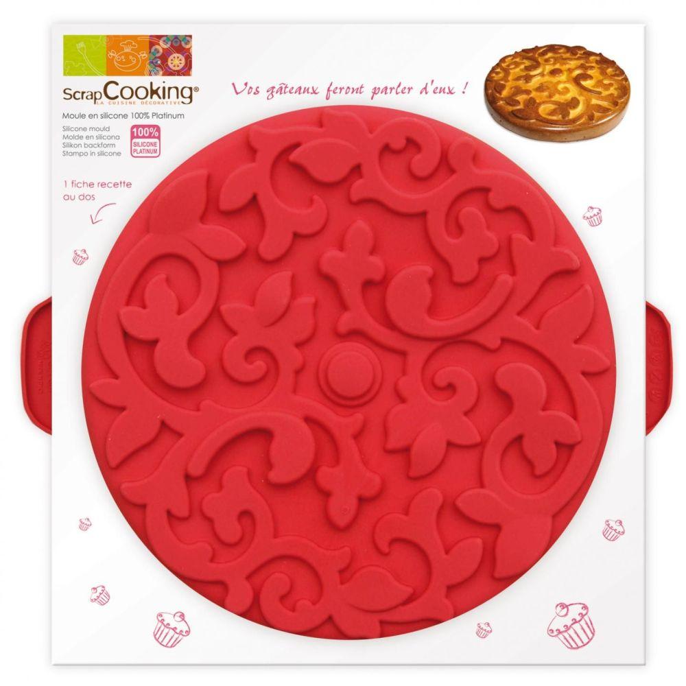 """Scrap Cooking: Creative Mould ScrapCooking®  Circle """"Interlacing"""". MOQ 4 Units @ £16.83 per unit 3004"""