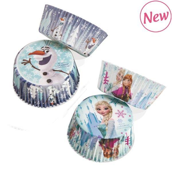 Scrap Cooking:  +/- 30 cupcake cases FROZEN. MOQ 6 Units @ £3.32 per unit 1205RDN