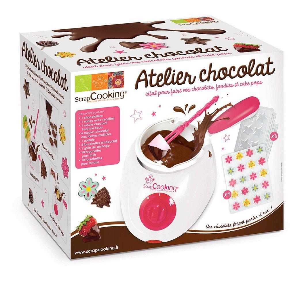 Scrap Cooking: Chocolate workshop (dont 0.03€ d'éco-participation). MOQ 4 Units @ £27.17 per unit 3902
