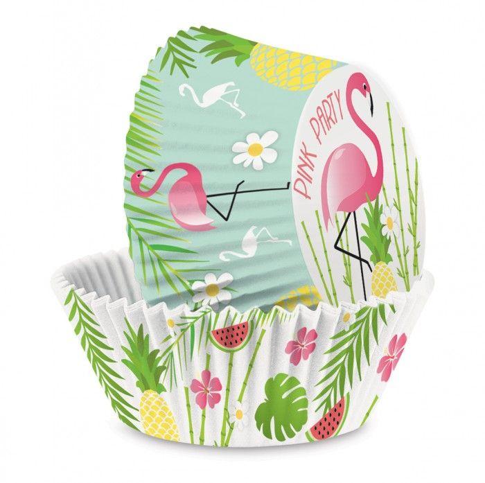 Summer Cupcake Cases. 36 Cases per Unit.  6 units at £2.69
