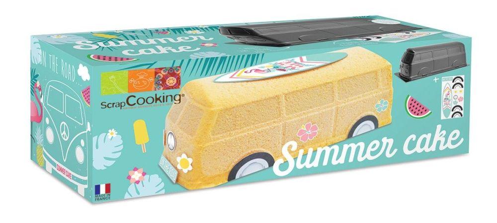 Scrap Cooking: Summer Cake Set. MOQ 4 Units @ £9.39 per unit 1907