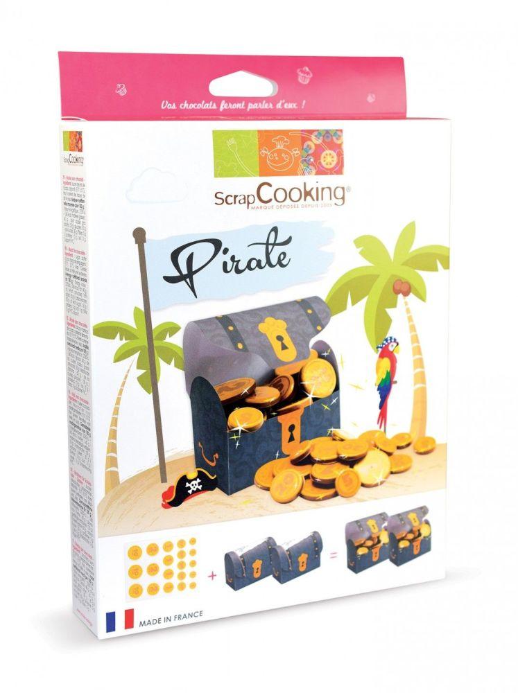 Scrap Cooking: Kit Treasure. MOQ 6 Units @ £7.37 per unit 3966