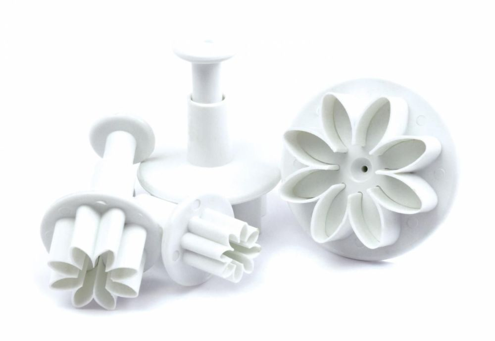 Scrap Cooking: Plunger cutter for sugar paste flowers. MOQ 6 Units @ £5.35 per unit 5109