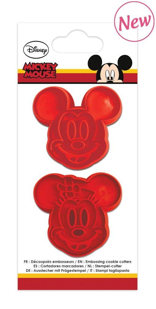 Scrap Cooking: Edmbossing cookie cutters « Mickey ». MOQ 6 Units @ £4.77 per unit 1231MM