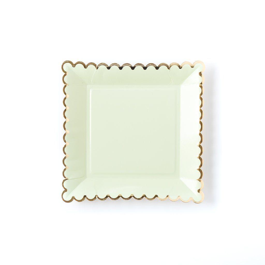 My Mind's Eye Basic Plates - Mint. 3 Units.