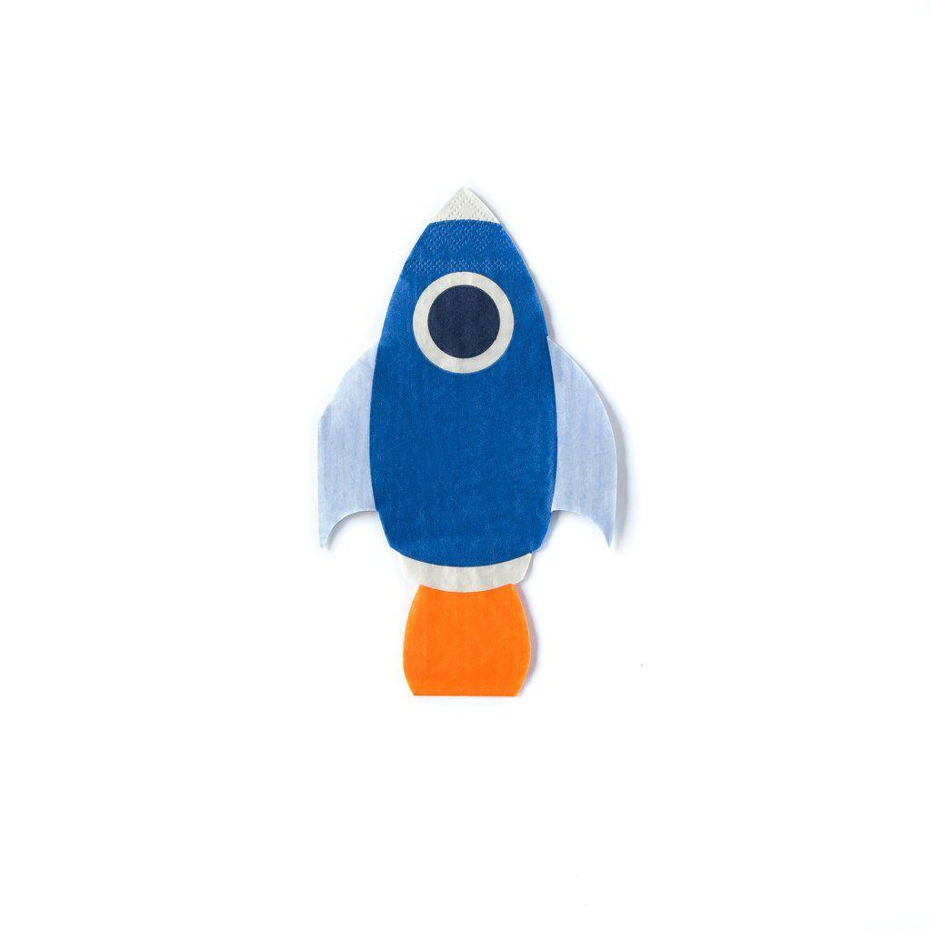 My Mind's Eye Rocket Napkin. 3 Units.