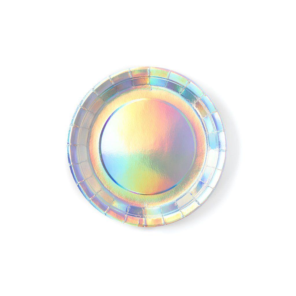 My Mind's Eye Rocket Planet Plate. 3 Units.