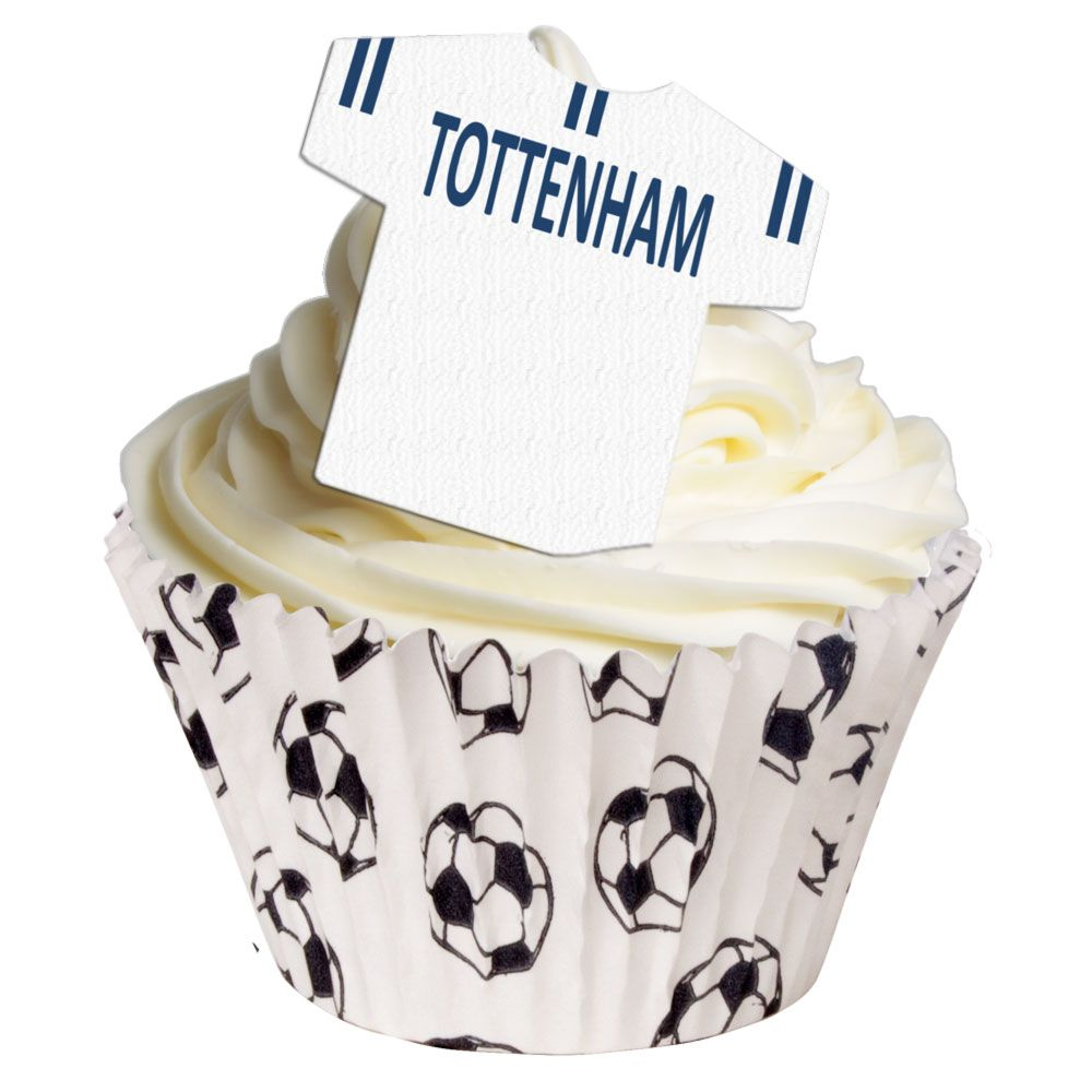 Edible Football Shirts - Tottenham